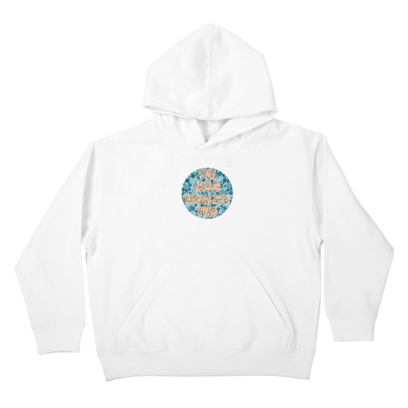 Colorblind Test Apparel Kids Pullover Hoody by Adam Douglass Shop