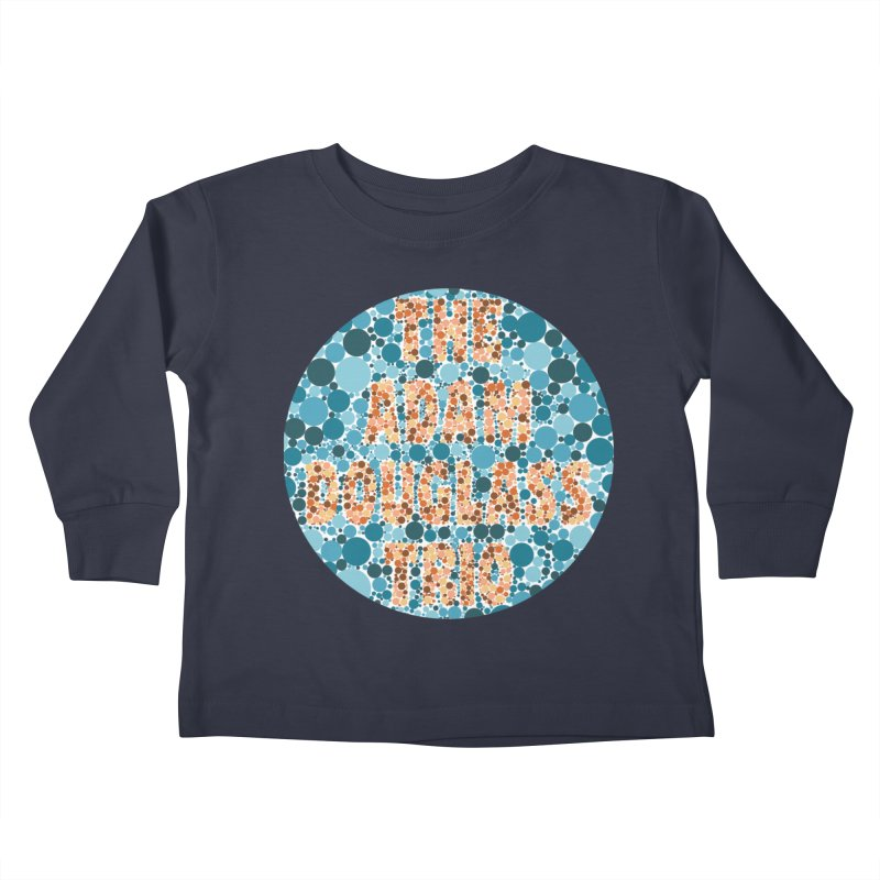 Colorblind Test Apparel Kids Toddler Longsleeve T-Shirt by Adam Douglass Shop