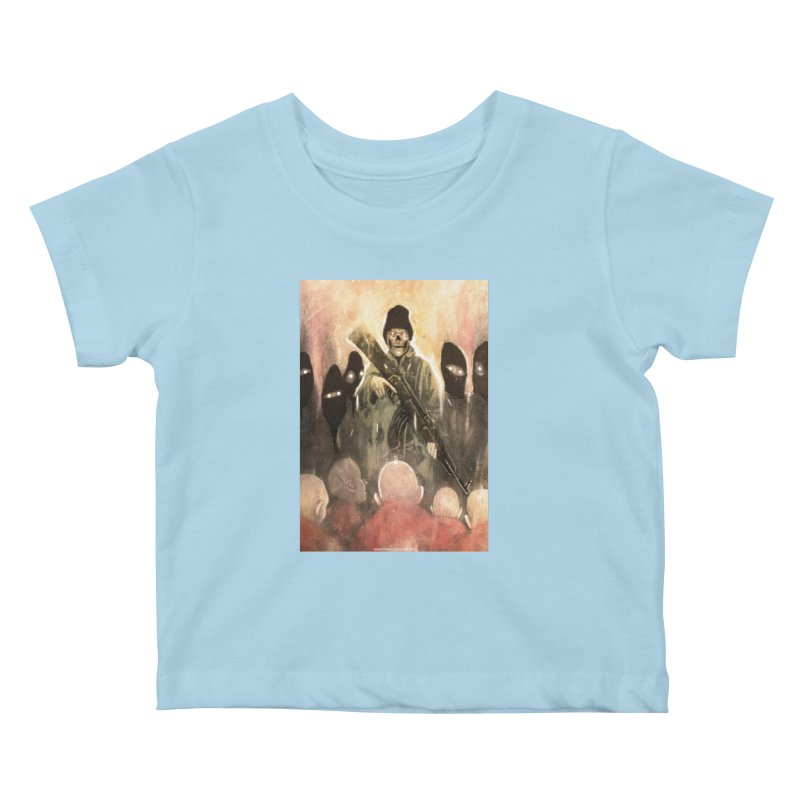 Witness Kids Baby T-Shirt by adamlevene's Artist Shop