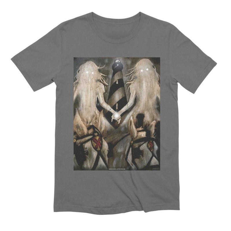 Lighthouse Men's Extra Soft T-Shirt by adamlevene's Artist Shop