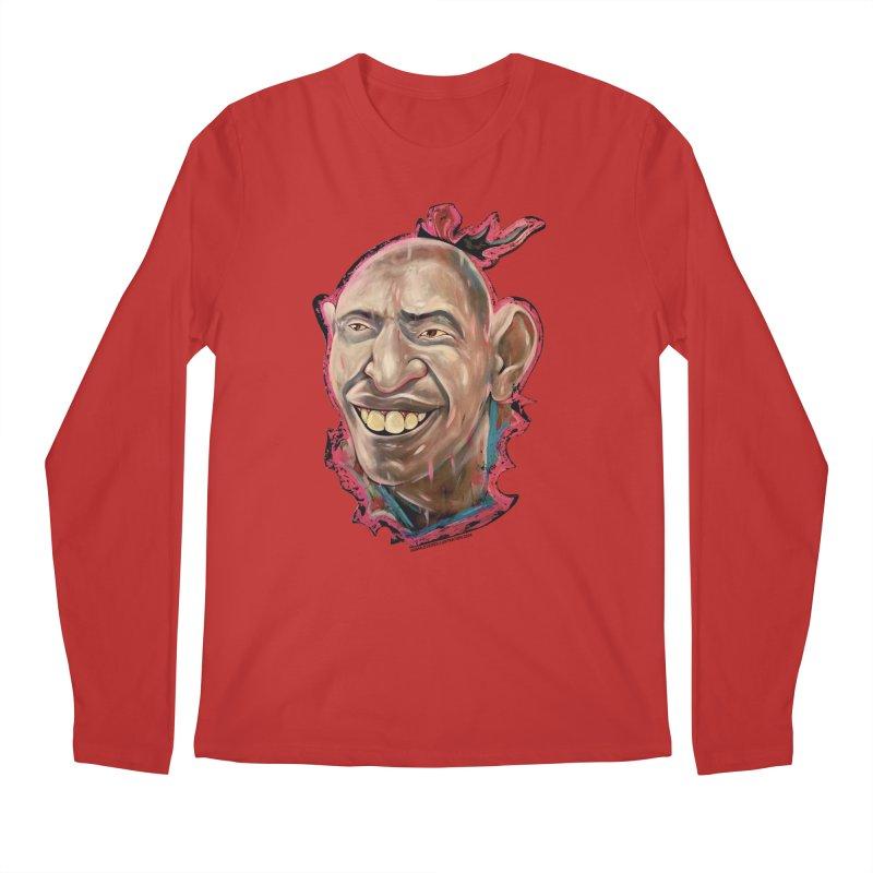 Schlitzie Men's Regular Longsleeve T-Shirt by adamlevene's Artist Shop