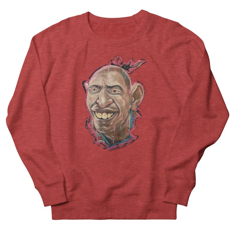 Schlitzie Women's French Terry Sweatshirt by adamlevene's Artist Shop