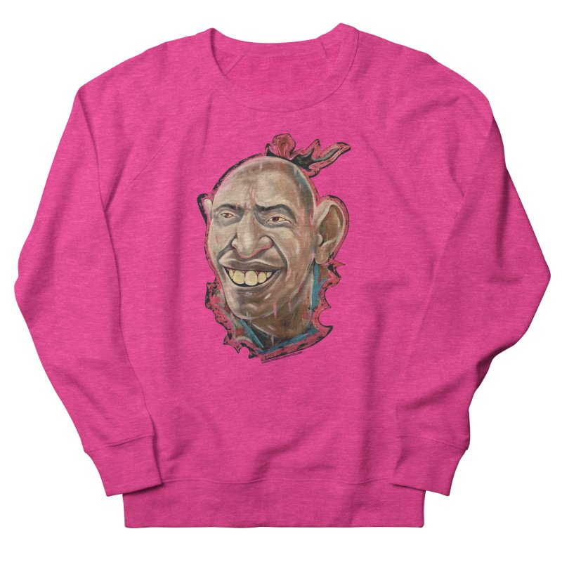 Schlitzie Women's French Terry Sweatshirt by adamlevene's Artist Shop