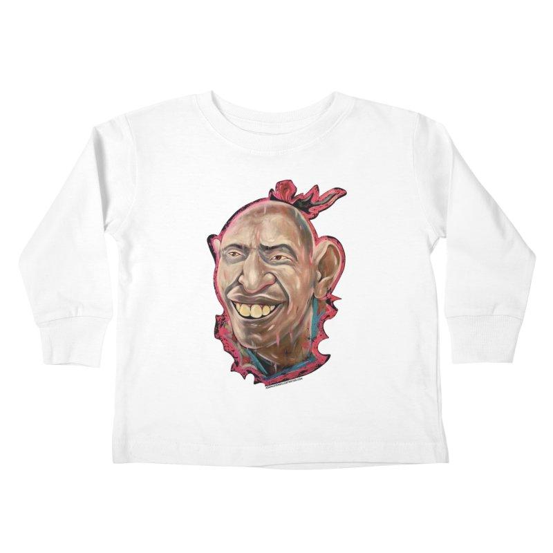 Schlitzie Kids Toddler Longsleeve T-Shirt by adamlevene's Artist Shop