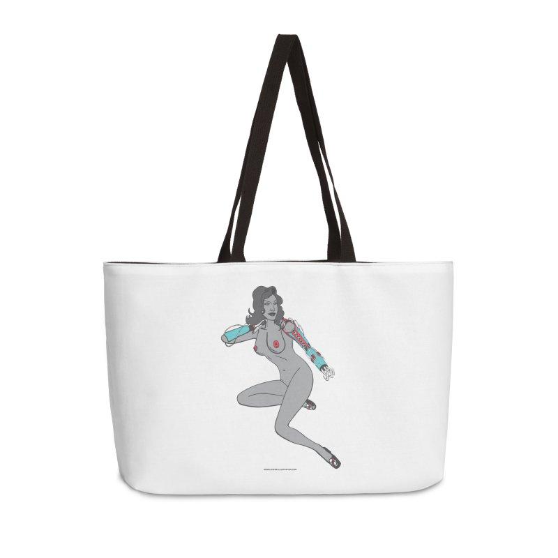 Doomsday 3 Accessories Weekender Bag Bag by adamlevene's Artist Shop