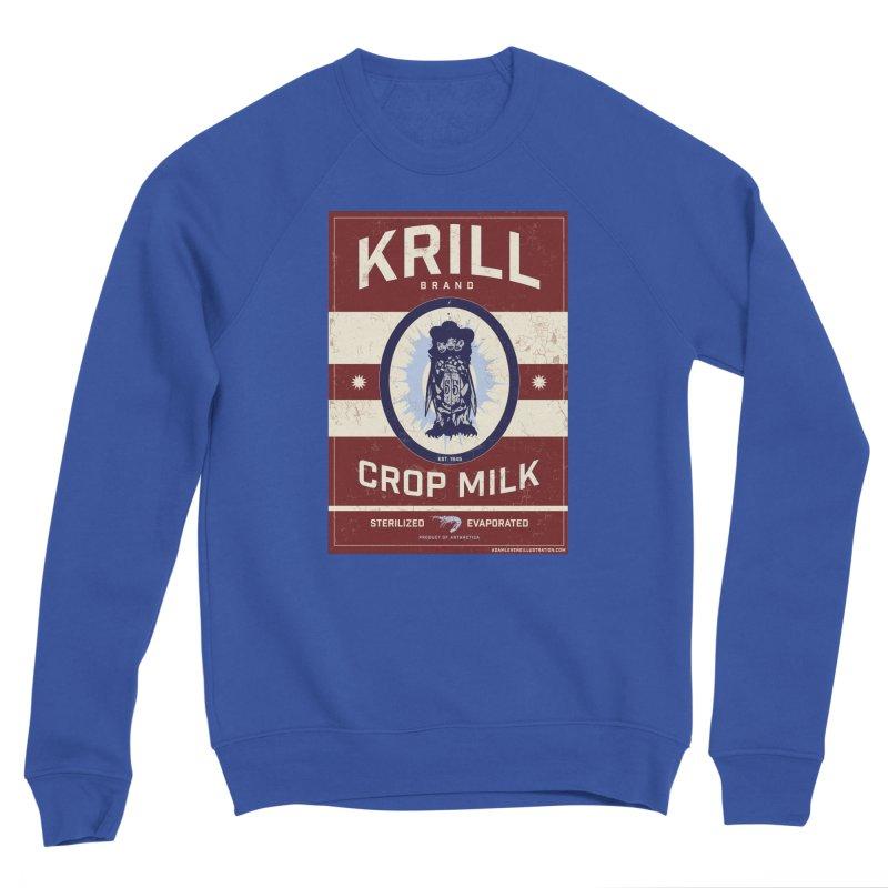 Krill Brand Women's Sweatshirt by adamlevene's Artist Shop