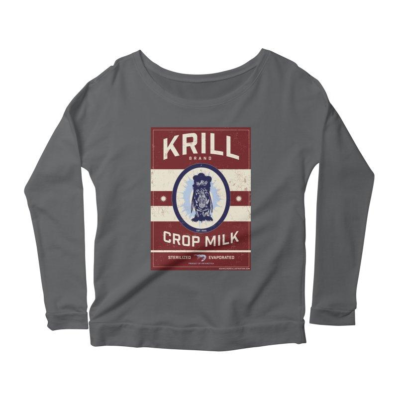 Krill Brand Women's Longsleeve T-Shirt by adamlevene's Artist Shop