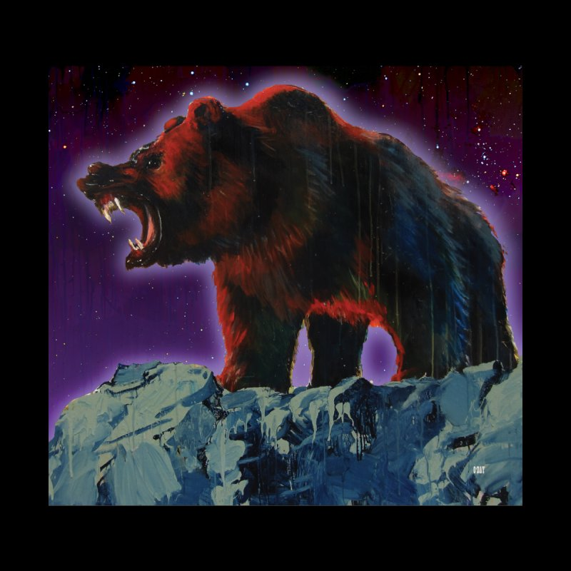 Cosmic Bear None  by adamoday's Artist Shop