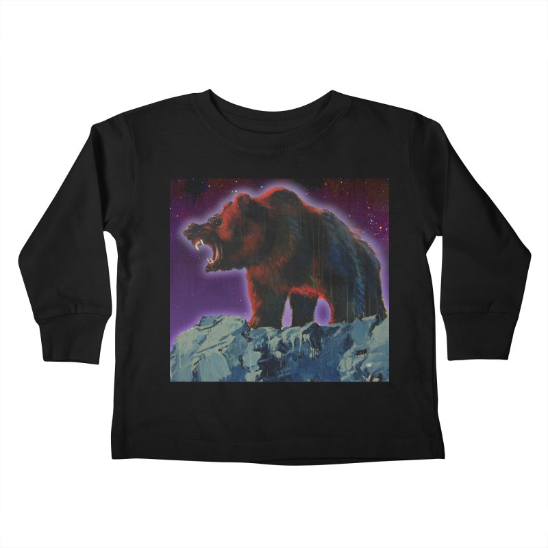 Cosmic Bear Kids  by adamoday's Artist Shop