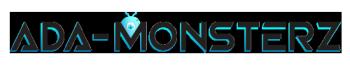 ADA-MONSTERZ MERCH Logo