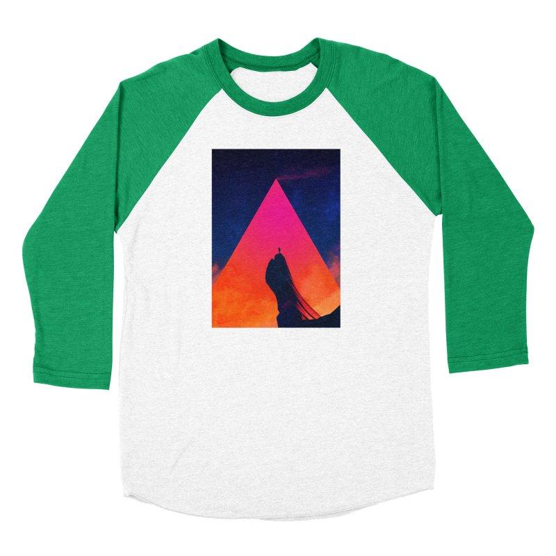 Gilgamesh Women's Baseball Triblend Longsleeve T-Shirt by Adam Priesters Shop
