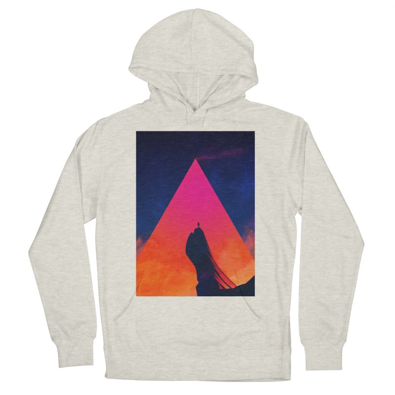 Gilgamesh Women's French Terry Pullover Hoody by Adam Priesters Shop
