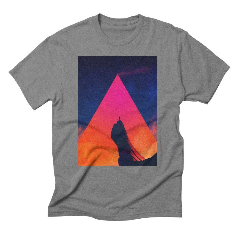 Gilgamesh Men's Triblend T-Shirt by Adam Priesters Shop