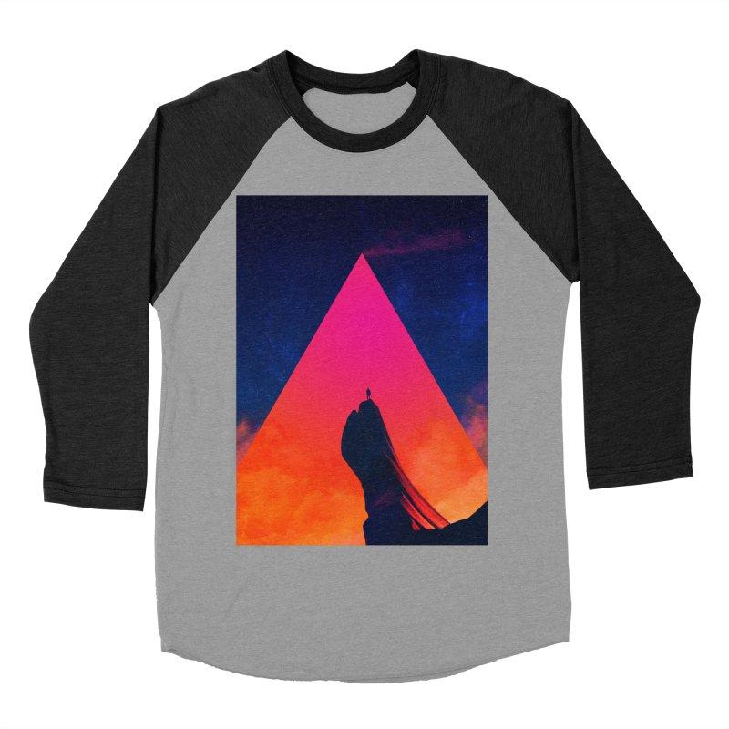 Gilgamesh Men's Baseball Triblend Longsleeve T-Shirt by Adam Priesters Shop