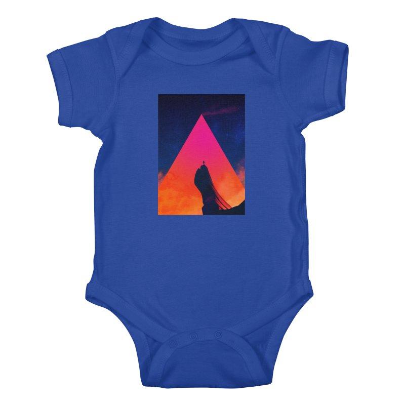 Gilgamesh Kids Baby Bodysuit by Adam Priesters Shop