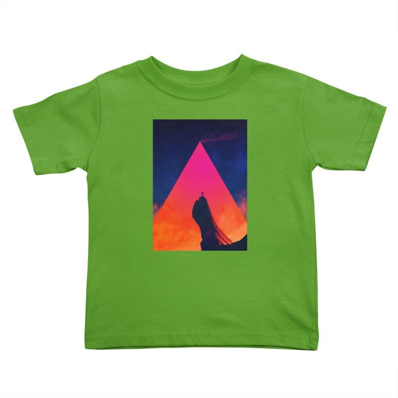 Gilgamesh Kids Toddler T-Shirt by Adam Priesters Shop