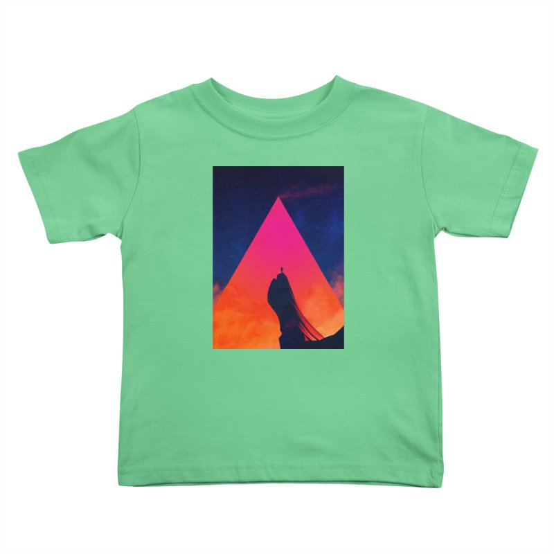 Gilgamesh Kids Toddler T-Shirt by Adam Priesters Shop