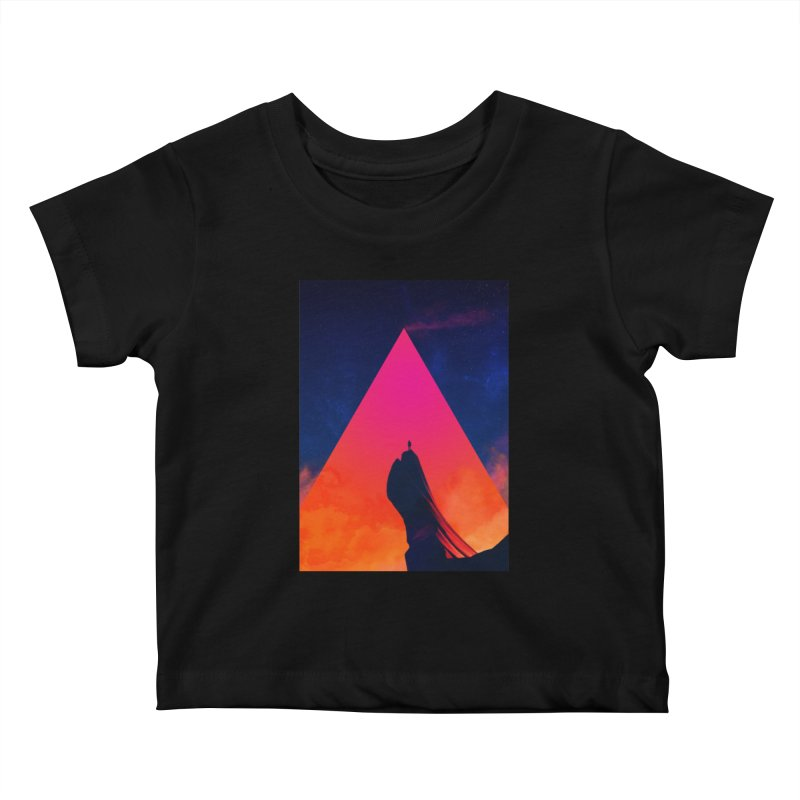 Gilgamesh Kids Baby T-Shirt by Adam Priesters Shop