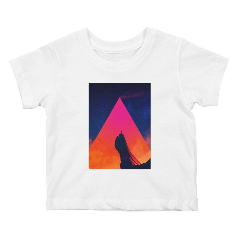 Gilgamesh Kids Baby T-Shirt by Adam Priesters Shop
