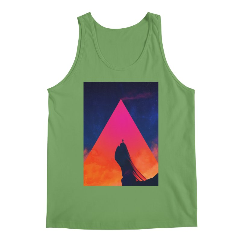 Gilgamesh Men's Tank by Adam Priesters Shop