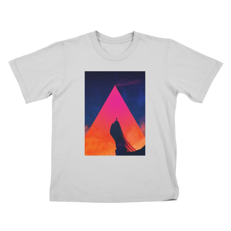 Gilgamesh Kids T-Shirt by Adam Priesters Shop