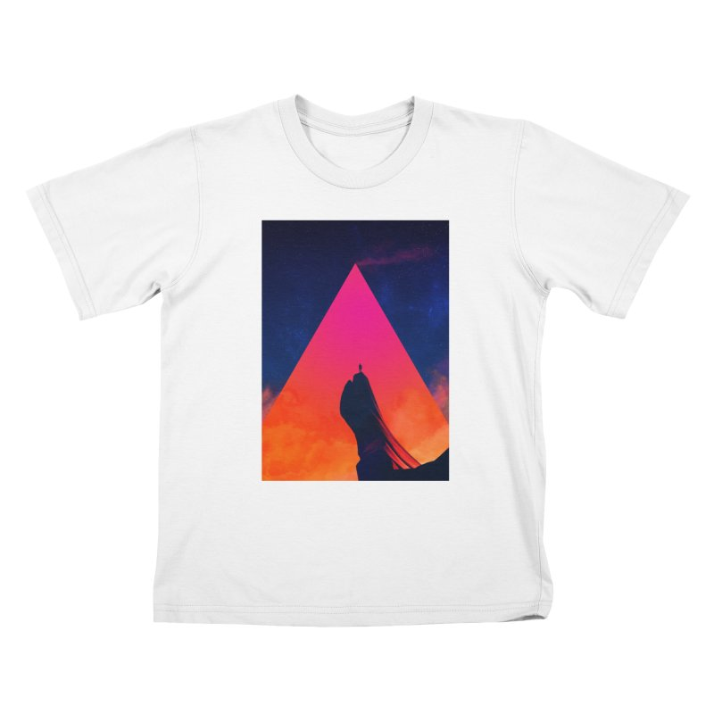 Gilgamesh Kids T-Shirt by Adam Priesters Shop
