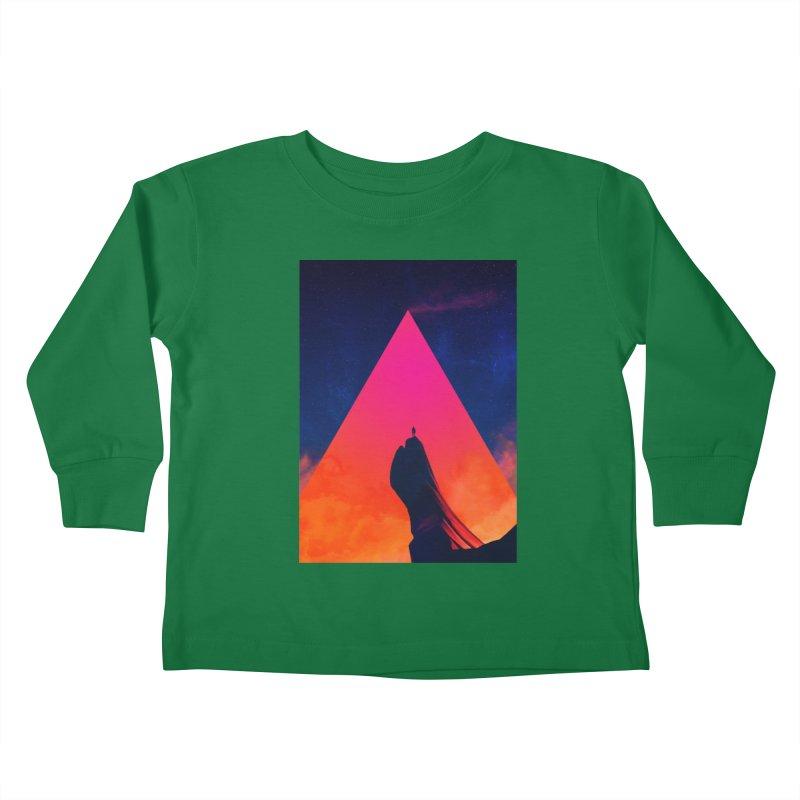 Gilgamesh Kids Toddler Longsleeve T-Shirt by Adam Priesters Shop