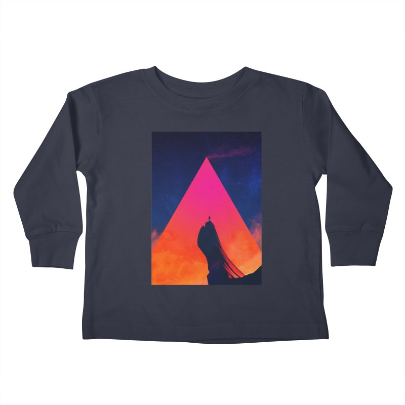 Gilgamesh Kids Toddler Longsleeve T-Shirt by Adam Priesters Shop