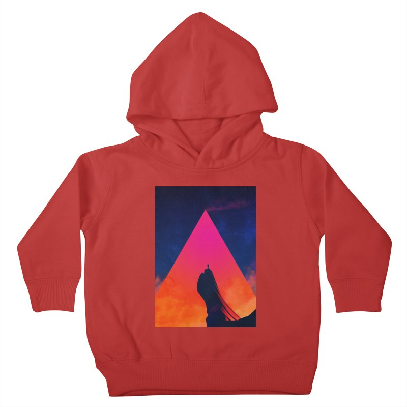 Gilgamesh Kids Toddler Pullover Hoody by Adam Priesters Shop