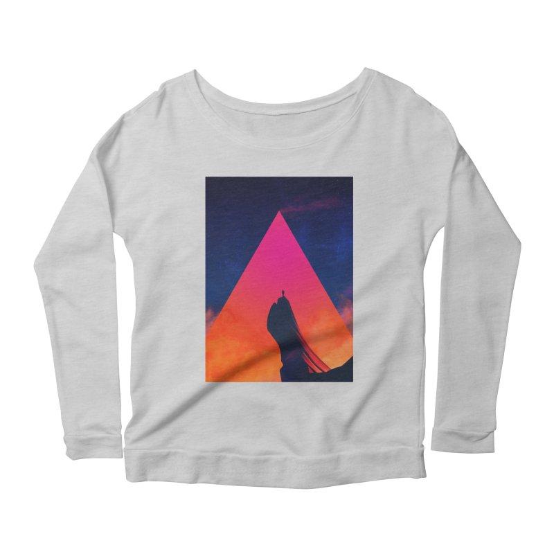 Gilgamesh Women's Scoop Neck Longsleeve T-Shirt by Adam Priesters Shop