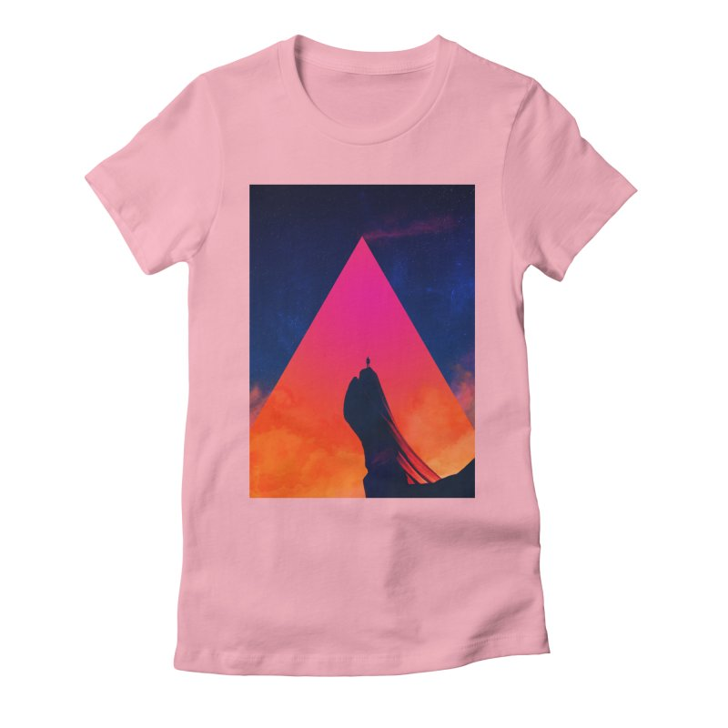 Gilgamesh Women's Fitted T-Shirt by Adam Priesters Shop