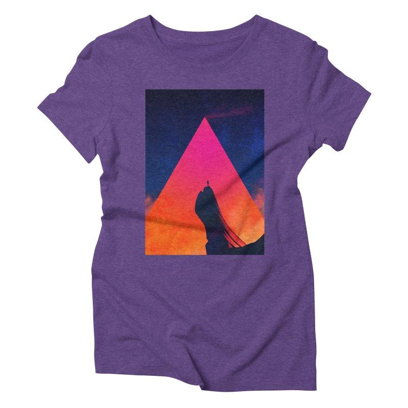 Gilgamesh Women's Triblend T-Shirt by Adam Priesters Shop