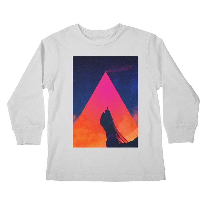 Gilgamesh Kids Longsleeve T-Shirt by Adam Priesters Shop