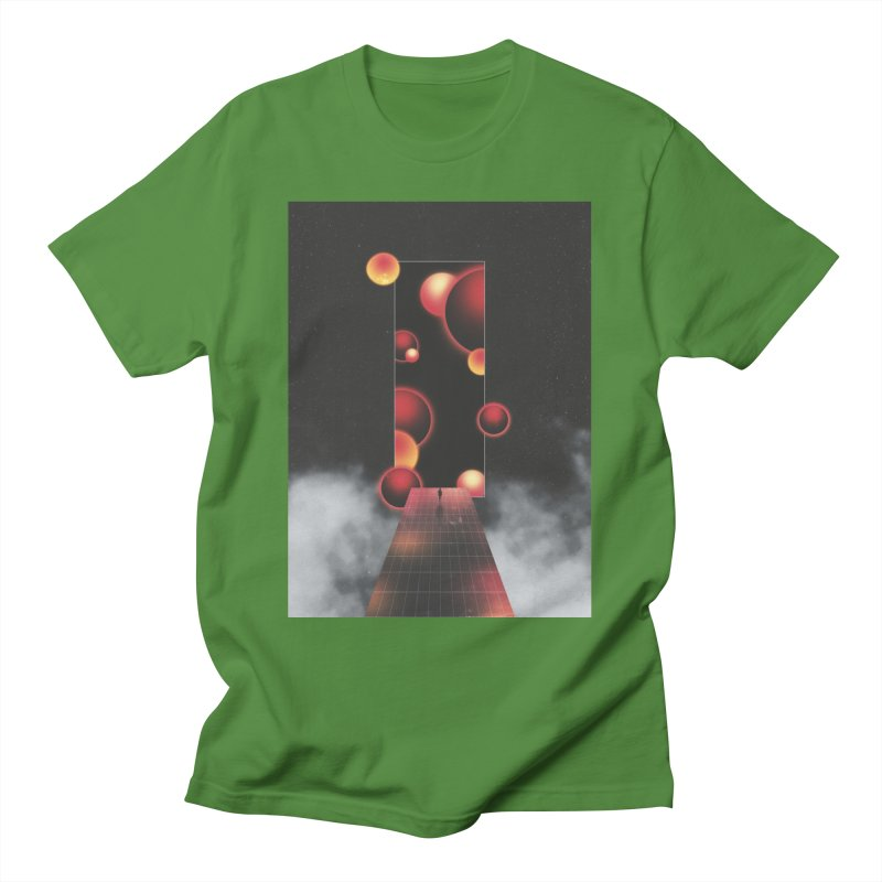 Void Vibes Only Men's T-Shirt by Adam Priesters Shop