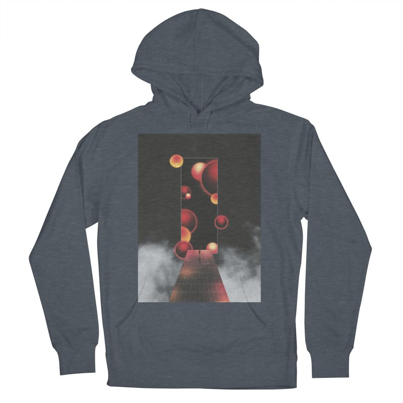Void Vibes Only Women's French Terry Pullover Hoody by Adam Priesters Shop