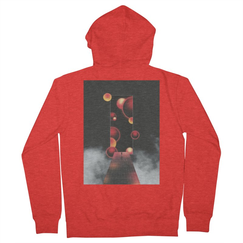 Void Vibes Only Women's Zip-Up Hoody by Adam Priesters Shop