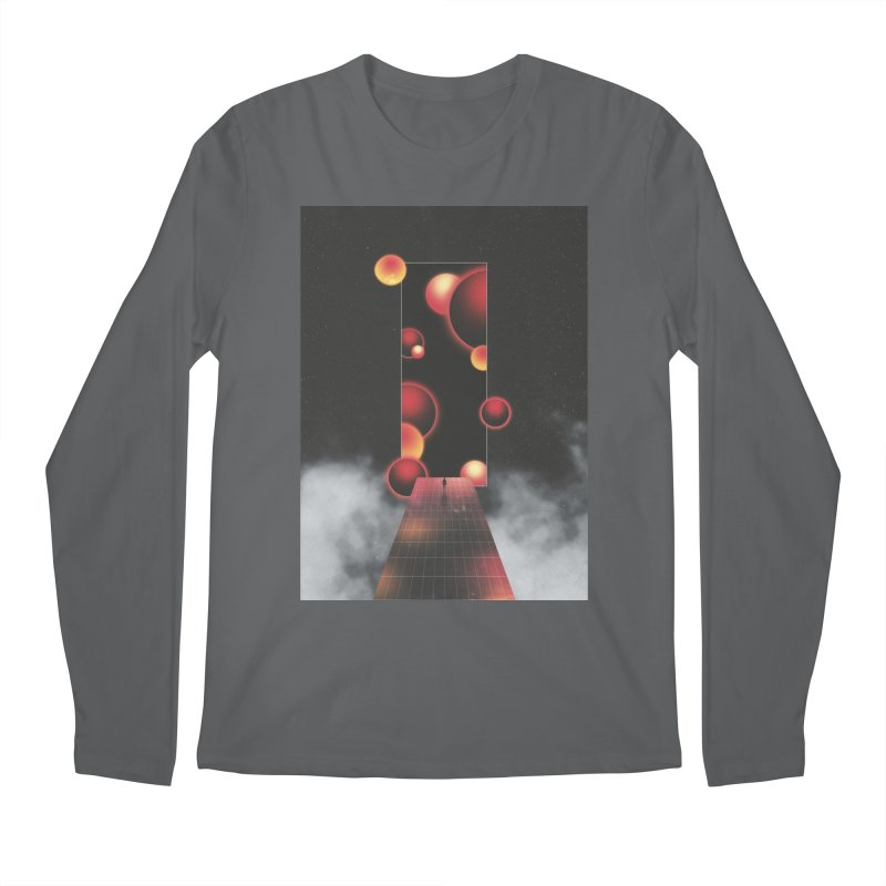 Void Vibes Only Men's Longsleeve T-Shirt by Adam Priesters Shop