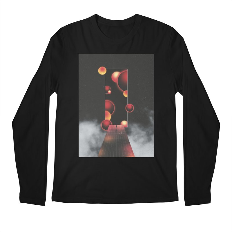 Void Vibes Only Men's Regular Longsleeve T-Shirt by Adam Priesters Shop