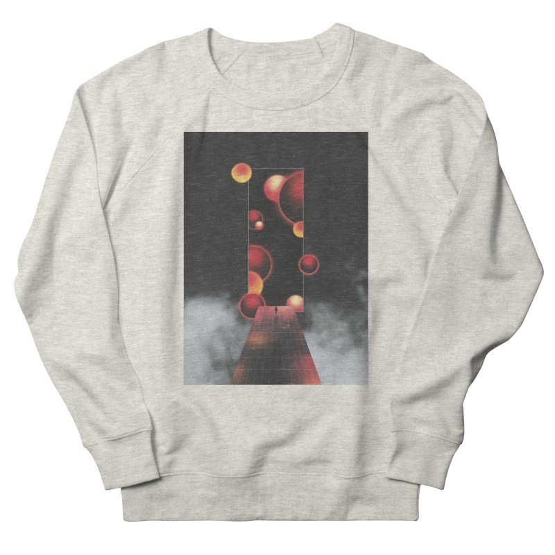 Void Vibes Only Men's French Terry Sweatshirt by Adam Priesters Shop