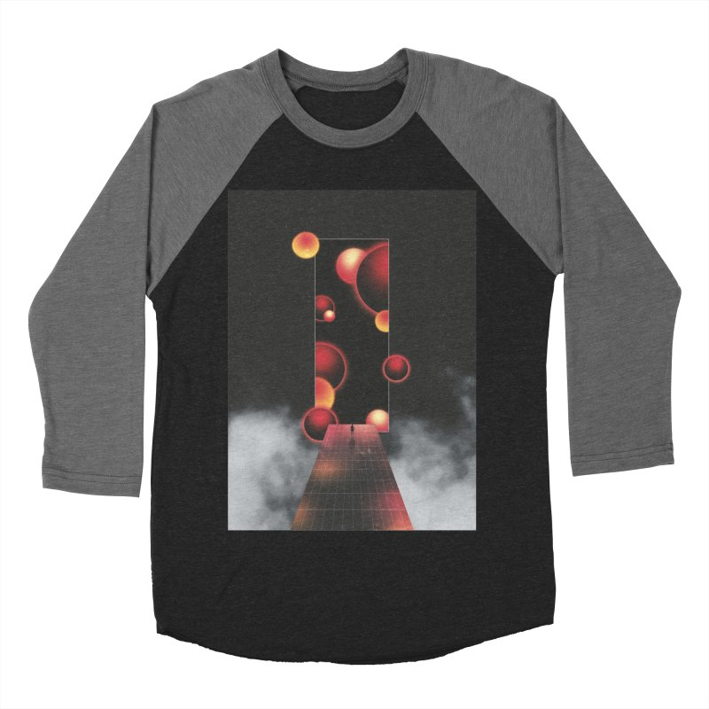 Void Vibes Only Men's Baseball Triblend Longsleeve T-Shirt by Adam Priesters Shop