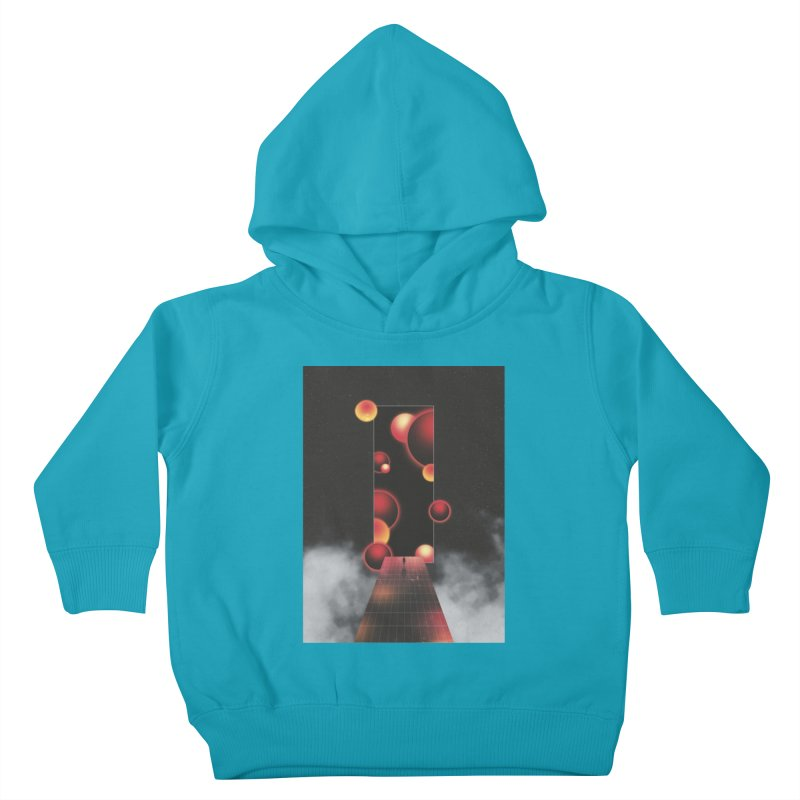 Void Vibes Only Kids Toddler Pullover Hoody by Adam Priesters Shop