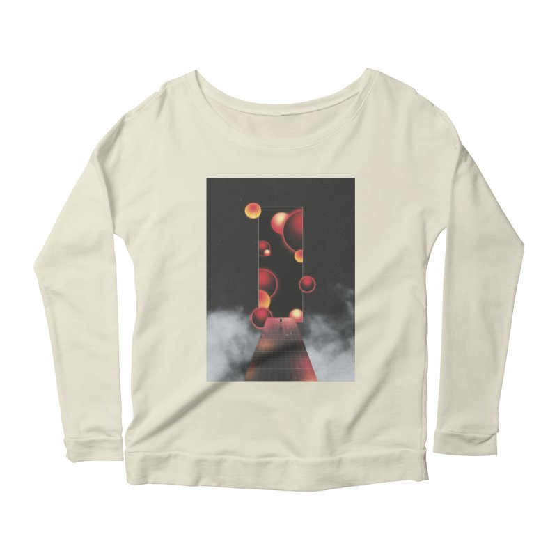 Void Vibes Only Women's Scoop Neck Longsleeve T-Shirt by Adam Priesters Shop