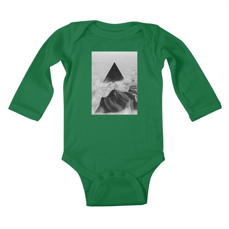 We Never Had It Anyway Kids Baby Longsleeve Bodysuit by Adam Priesters Shop