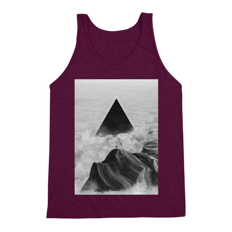 We Never Had It Anyway Men's Triblend Tank by Adam Priesters Shop