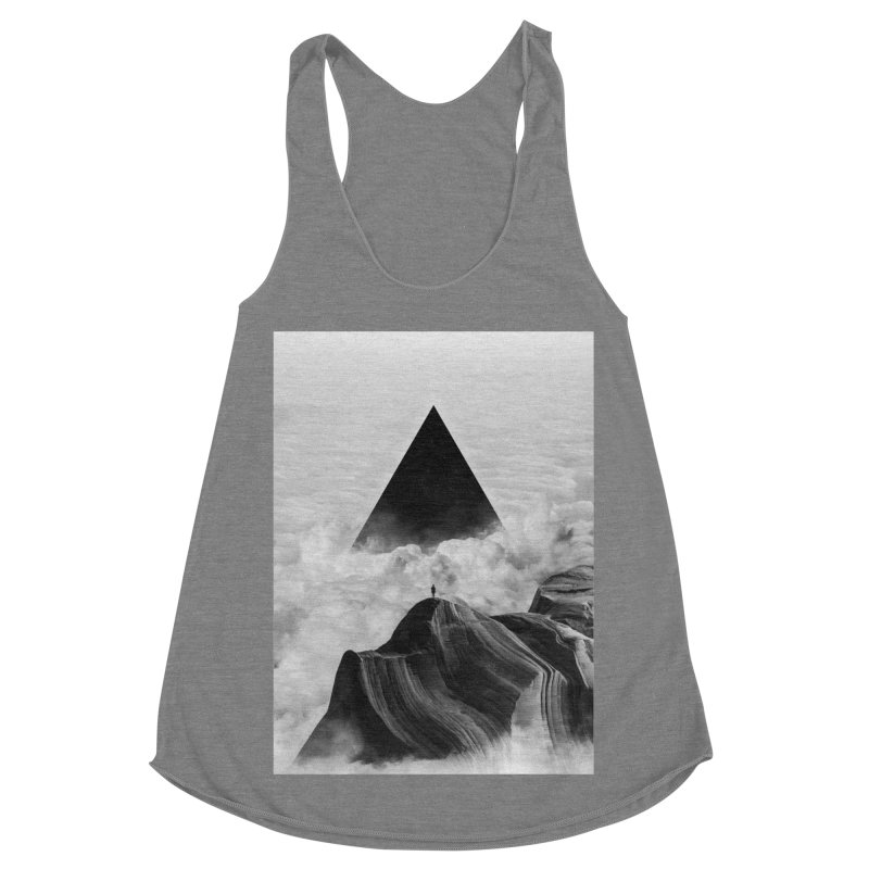 We Never Had It Anyway Women's Racerback Triblend Tank by Adam Priesters Shop