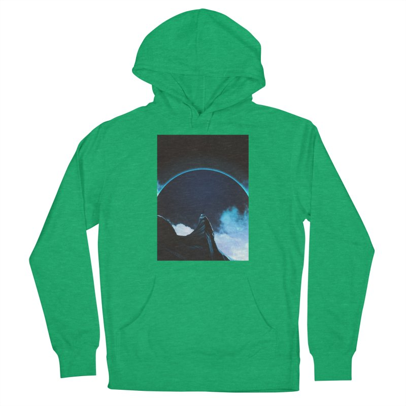 Full Dark Women's French Terry Pullover Hoody by Adam Priesters Shop