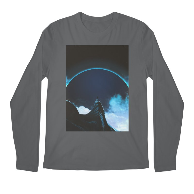 Full Dark Men's Longsleeve T-Shirt by Adam Priesters Shop