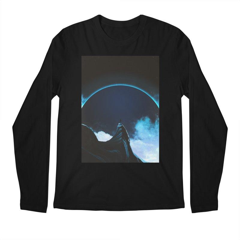 Full Dark Men's Regular Longsleeve T-Shirt by Adam Priesters Shop