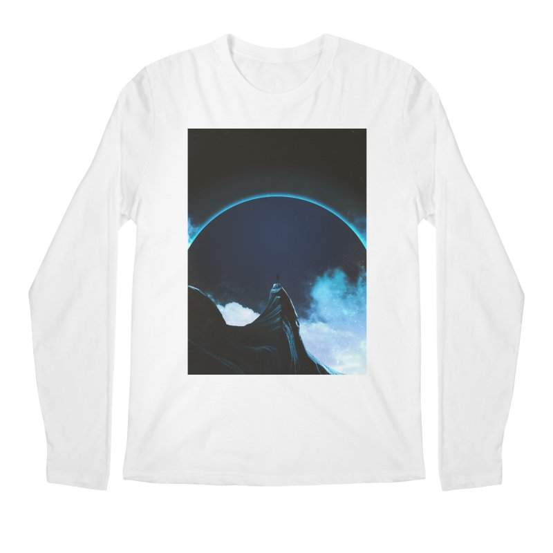 Full Dark Men's Regular Longsleeve T-Shirt by Adam Priesters Shop
