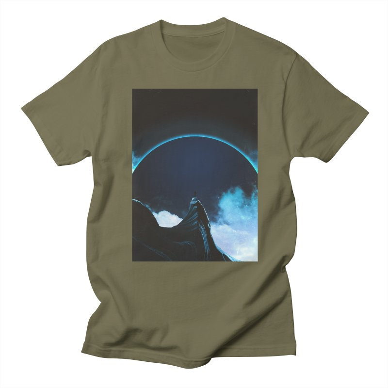 Full Dark Men's T-Shirt by Adam Priesters Shop